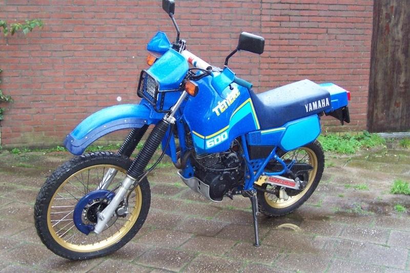 Yamaha XT600 Tenere